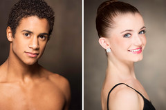 Two Royal Ballet School graduates join The Royal Ballet