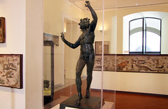 Faun from the House of the Faun, Pompeii