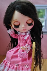 MARIA - My new doll (MUSSE2009) Tags: toys doll maria mohair blythe custom perfeita obrigadamarliamaisumavezpelamaria
