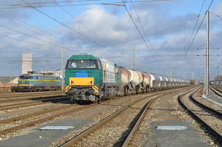 27.11.2012 (III); Twee daagse naar Gent