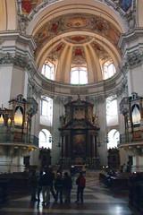 Salzburg, Dom St. Rupert und Virgil, Orgel (palladio1580) Tags: salzburg österreich dom orgel