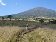 Sir Andi and 6 colleagues, Hiking Mount Rinjani package 5 Days 4 Nights (Trekking Rinjani) Tags: hiking crater rim package senaru mountrinjani plawangansembalun