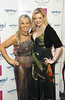 Maire NiChuinneagain and Andrea Hynes at the MAXTRAVAGANZA Annual Blacktie Ball in aid of the Baby Max Wings of Love Fund held in Fitzpatrick's Killiney Castle hotel