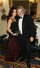 Kim and Michael Wright at the MAXTRAVAGANZA Annual Blacktie Ball in aid of the Baby Max Wings of Love Fund held in Fitzpatrick's Killiney Castle hotel