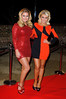 Sam Faiers and Billie Faiers The Only Way Is Essex - LIVE episode - James Argent's Charity Show - Essex