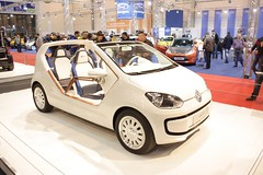 VW Up! Studie (Andy_BB) Tags: auto show car boat essen automobile yacht voiture international coche vehicle motor  macchina coches bagnole ausstellung motorshow 2012 essenmotorshow automvil conceptcar exhibiton     autovwup