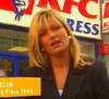 Gaby Roslin before she became famous in 1993 Credit:WENN