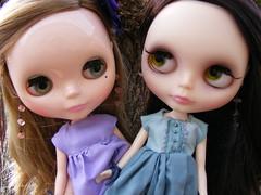 My pretty earring girls <3
