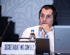 WCIT 2012 - Day 5 (ITU Pictures) Tags: internet un telecommunication telecommunications wcit wcit2012 wcit12 informationssurlinternet mrmarcoobiso