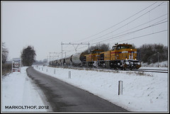 Zevenaar, 07-12-2012 (Mark Rail) Tags: demi willy zevenaar 51700 strukton transcerales