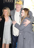 Jayni Luke, Chevy Chase, Caley Leigh Chase, Premiere of 'The Hobbit: Unexpected Journey' New York City
