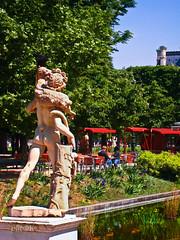 Tuillieries gardens. Faune au chevreau (1685) (plitch) Tags: gardens geotagged pierre au le faune chevreau tuillieries plitch pautre plitchphotostream geo:lat=488637566496415 geo:lon=2327710837125778