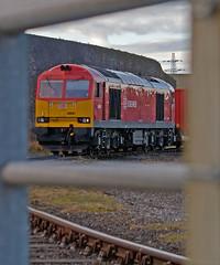 Rail-ings (Richie B.) Tags: port docks traction brush db class cumbria 60 schenker workington procor 60091 6c48 6c17