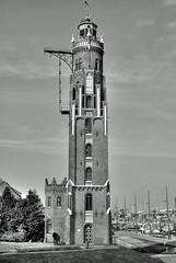 Bremerhaven - Leuchtturm. Es ist der lteste, noch im Dienst befindliche Leuchtturm an der Nordseekste. (Polybert49) Tags: germany weser tyskland nordsee bremerhaven germania leuchtturm duitsland norddeutschland niemcy alterleuchtturm lighthousetrek simonloschen germanujo heribertpohl groserleuchtturm