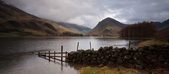 A Rainy Day At Buttermere (djshoo) Tags: rain clouds ngc lakedistrict buttermere leefilters