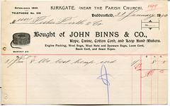 pr 255 (Van Baar Collection) Tags: industry typography graphicdesign factory commerce scan ephemera document letter birdseyeview letterhead billhead vincentvanbaar commercialdocuments