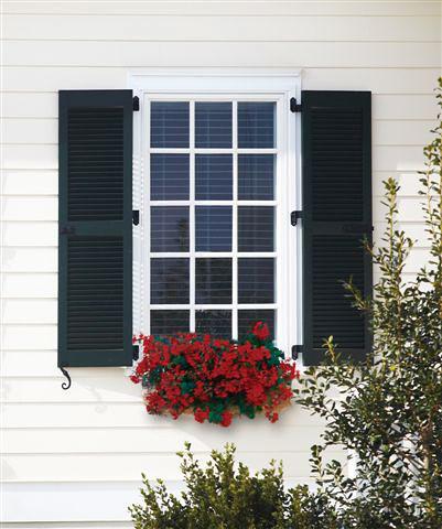 shutters maintenance