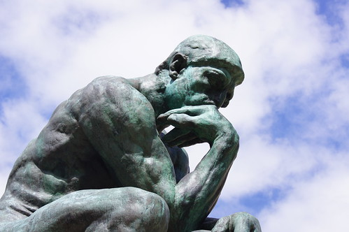 thinker by freddie boy, on Flickr