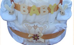 Nappy Cake (93) (Labours Of Love Baby Gifts) Tags: babygift nappycake nappycakes newbabygifts laboursoflovebabygifts
