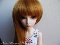 Layla (xvictoriamargaretx) Tags: abjd bjd balljointeddoll ball jointed doll cp fairyland liria layla msd minifee mnf minifeeliria dolls fairylandminifee