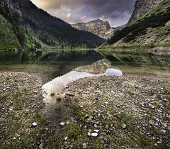 Krn Lake (Croosterpix) Tags: lake alps mountain landscape croosterpix