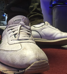 Lacoste Trainers and Socks (Scally Skin - Love skins Love Scally) Tags: lacostesocks lacostetrainers scally socks gaysneakers chav lickmytrainers