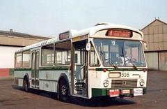 598 4 (brossel 8260) Tags: bus belgique liege stil