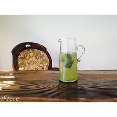 cold brew Sencha Mizudashi (Tetere Barcelona) Tags: icedtea greentea piramide sencha coldtea    coldbrew teverde  mizudashi teverd teteriabarcelona tetereria teterebarcelona lvcha