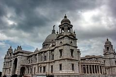 Victoria Memorial (sajan-164) Tags: victoria memorial hall kolkata west bengal india museum marble sajan164