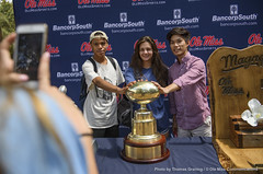 Week in Photos - 083 (Ole Miss - University of Mississippi) Tags: 2016 ctg0402 monthofwelcome welcome newstudents students asb associatedstudentbody asbday rebelday trophies sugarbowl eggbowl magnoliabowl goldenegg trophy oxford ms usa
