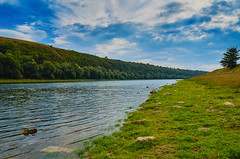 River Nistru (george kain) Tags: river nistru moldova nature sky blue summer colors color landscape nikon nikonrussia flickr yahoo google yandex