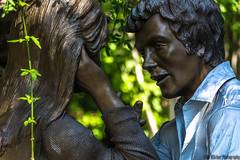SKW_5736 (SK Wilcher Photography) Tags: bronze sculptures nikond7100 groundsforsculptures gfs statues hamilton newjersey