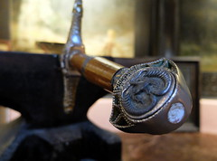 Balmung - sword of Siegfried (Zandgaby) Tags: siegfried balmung schwert nibelungen nibelungenhalle gram gramnotung sword