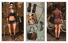 Leaves  (itgirl.fashionsecondlife) Tags: carolgtattoowear lesfesendormies addams zenith reign yummy