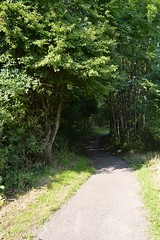 Kilmarnock-Irvine Cycle Path. Crossroads, Ist Choice. (Phineas Redux) Tags: kilmarnockirvinecyclepath ayrshirecyclepaths ayrshire scotland sustranscyclepathno73