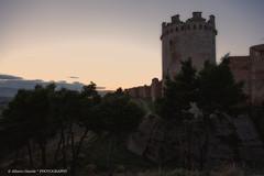 Castello di Lucera al tramonto, in Explore (albygent Alberto Gentile) Tags: castello lucera foggia puglia tramonto