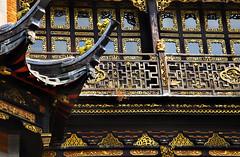 UE Tour Japonaise (gabrielgs) Tags: urbex urban exploring urbanexploring japonaise tour abandoned closed oriental tempel architecture japanese chinese building structure decoration dragon empty left