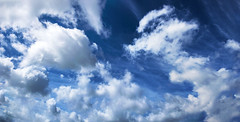 Cloudscape (Jeffrey Camphens) Tags: clouds cloud sky panorama bright blue
