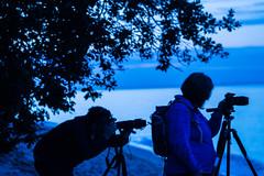 Fotografering i bl timmen. (gunillasteen) Tags: fs160828 sommarnoje fotosondag