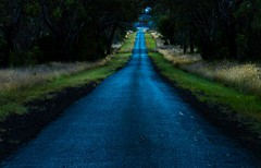 take the long road home (andrew.walker28) Tags: road telephoto view felton queensland australia roadside