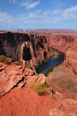 Horseshoe Bend (kelly.giglio) Tags: lakepowell utah arizona utahisrad antelopecanyon canyon desert explore southwest