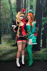 Bad Influence (l plater) Tags: poisonivy harleyquinn dccomics 2016ozcomiccon cosplay