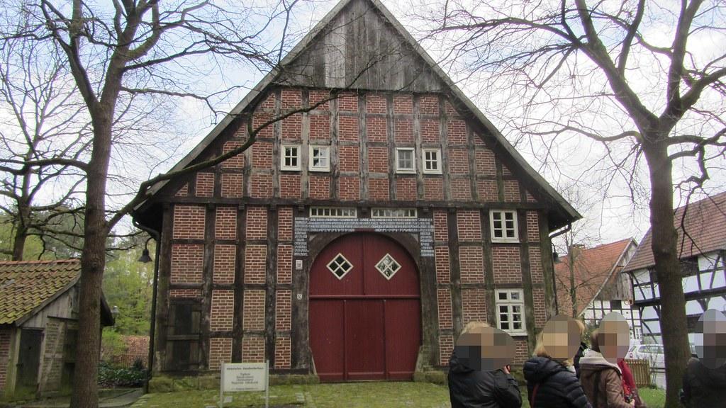 Beginenhof / Museumshof Senne 2014