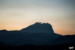 20160901 - Rocca Calascio - Stelle (MST) 034 (DAVIDE SPAGNA SPD) Tags: nikon d750 rocca calascio abruzzo italia stelle notte luce chiesa castello gransasso vista panorama volta celeste