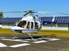 Bell 407 (TrickyMartin2006) Tags: helicopter hubschrauber bell grefrath edlf