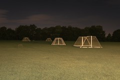 Horfield 2 (Andy Feltham...) Tags: pentax k1 smcpentaxfa43mmf19limited field nightphotography tripod goal football