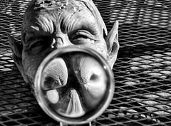 head1 (chuckh6) Tags: creepy eerie head crystalball