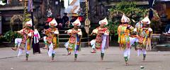 Baris Dance (bayumahardika) Tags: baris dance tari batur ngayah