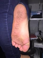 23 year old Barista feet (Rayray150) Tags: feet toes