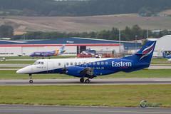 G-MAJW BAe Jetstream 41 (Gary J Morris) Tags: gmajw bae jetstream 41 eastern airways aberdeen dyce airport 05092016 eze scottish aviation garymorris